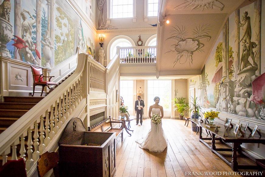 Wedding Photographer Ragley Hall Warwickshire Tina  Nitish  Frank Wood Photography