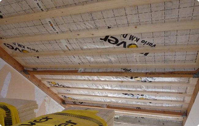 Geld besparen door goede isolatie Raam dak en vloer