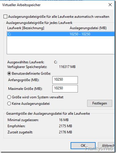 HowTo: Installation Exchange 2016 CU11 auf Server 2016