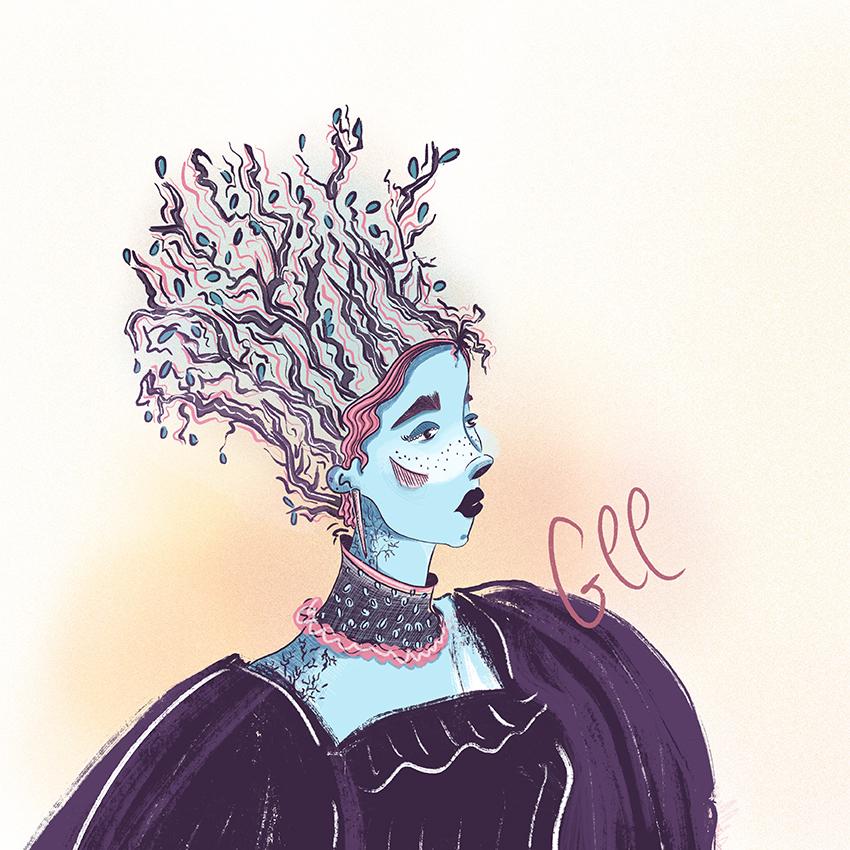 Snow Queen web
