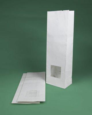 sacs papier sos à fenêtre pharmacie