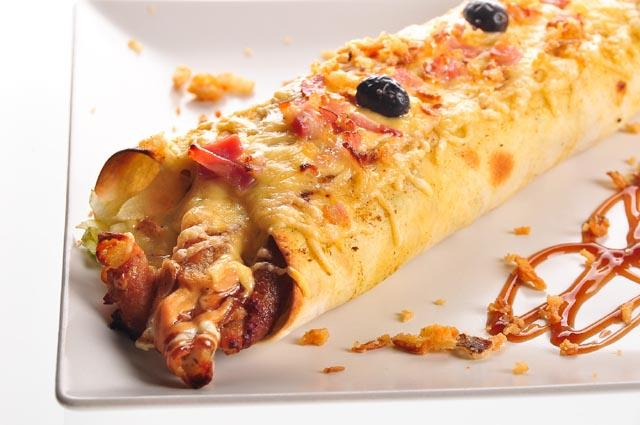 2DKebabs  Restauracin casual cocina turca con toque