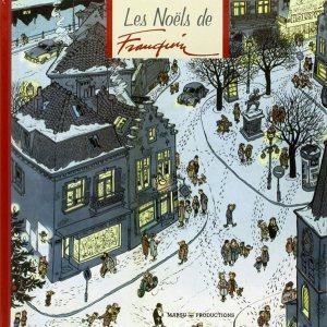 Les Noëls de Franquin