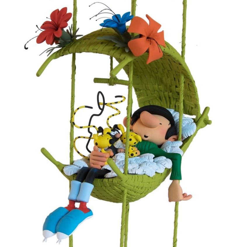 Gaston dans le nid des bébés Marsupilami - Pascal Rodier