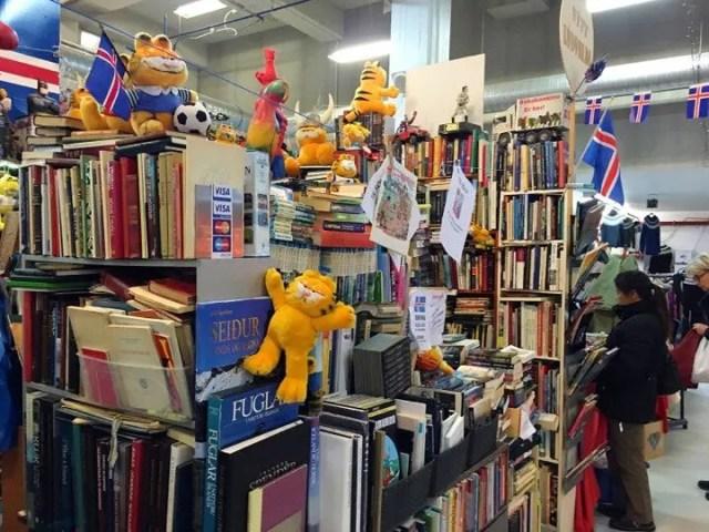 Books in Icelandic