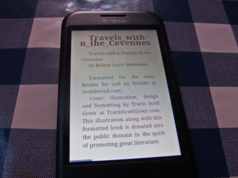 Android als ereader