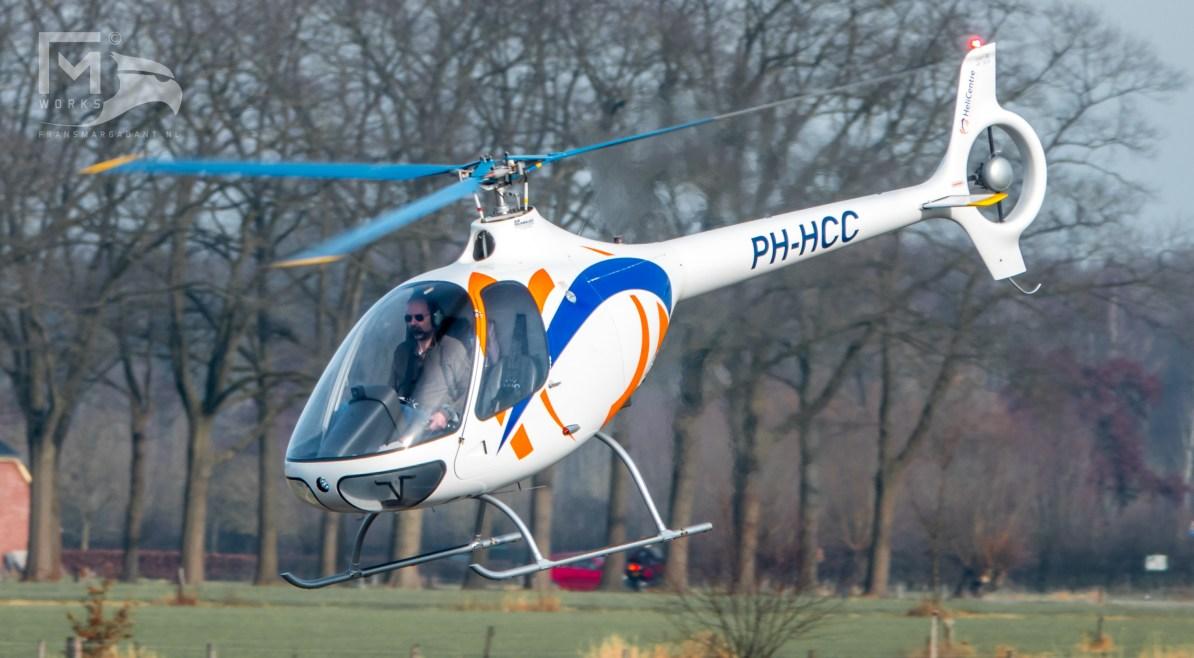 PH-HCC Guimbal Cabri G2 Airshow Legend