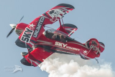 Sky Unlimited Pitts S-2B Special PH-PEP Airshow Legend