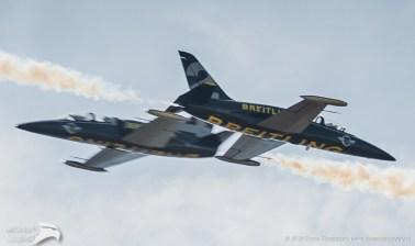 Breitling Jet Team Airshow Legend