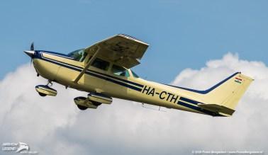 HA-CTH Cessna 172P Skyhawk Airshow Legend