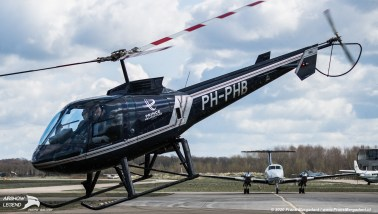 PH-PHB Enstrom Helicopter 480 Airshow Legend