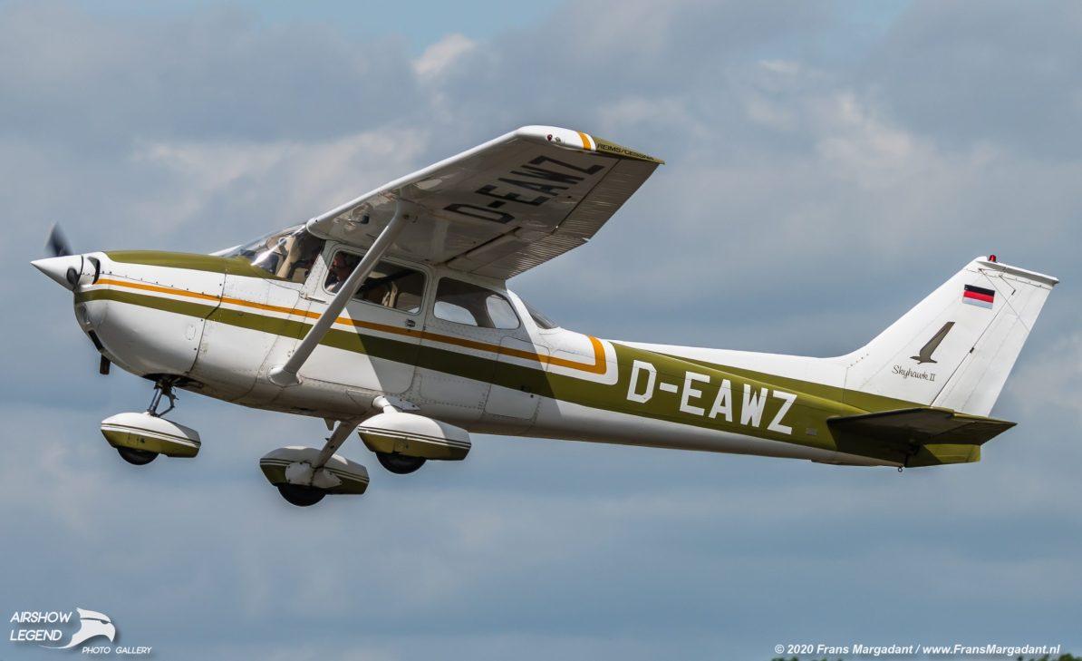 D-EAWZ Cessna F172M Skyhawk Airshow Legend