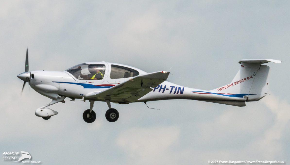 PH-TIN Diamond DA-40D Diamond Star Airshow Legend