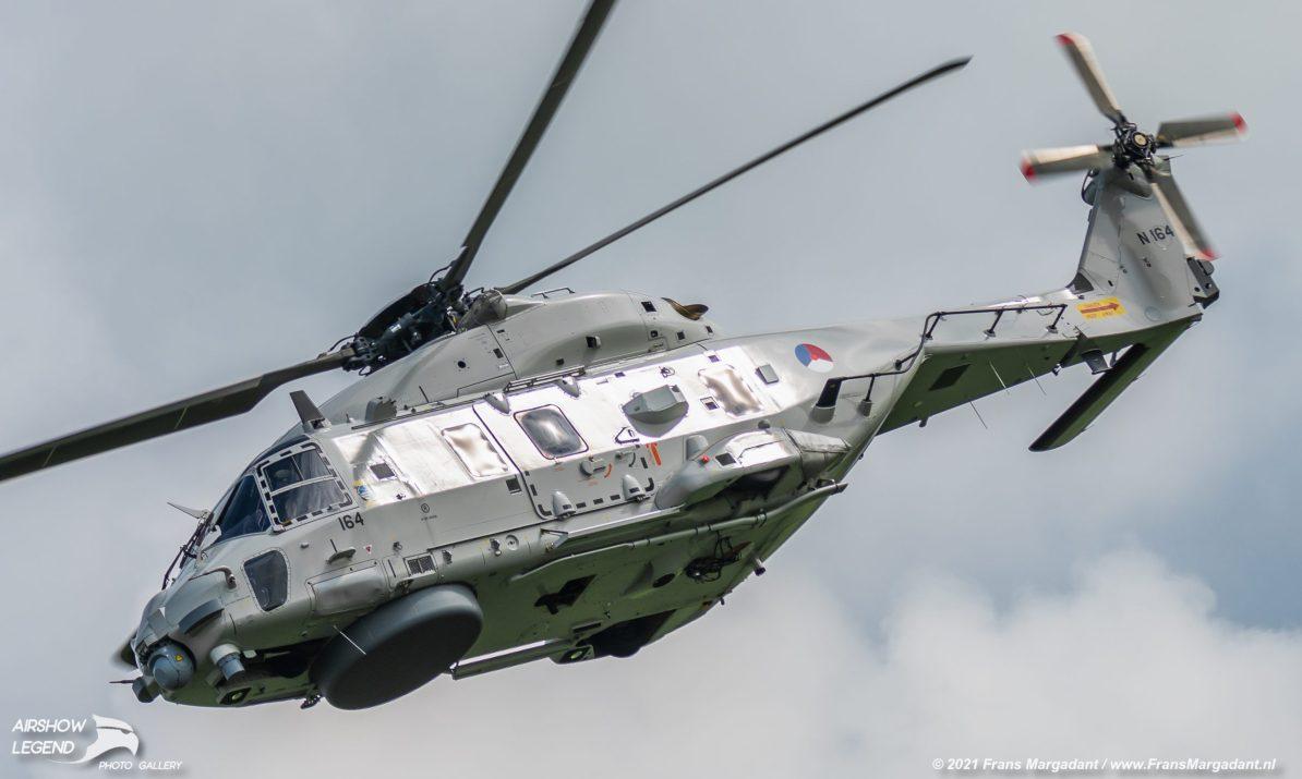 "MLD NH-90 N164 ""GARDN24"" Airshow Legend"