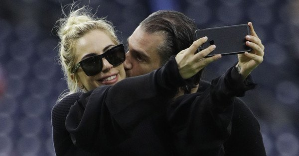 Lady Gaga Is In Love with Christian Carino