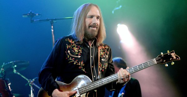 Rock Legend Tom Petty Dies of Full Cardiac Arrest at Age 66