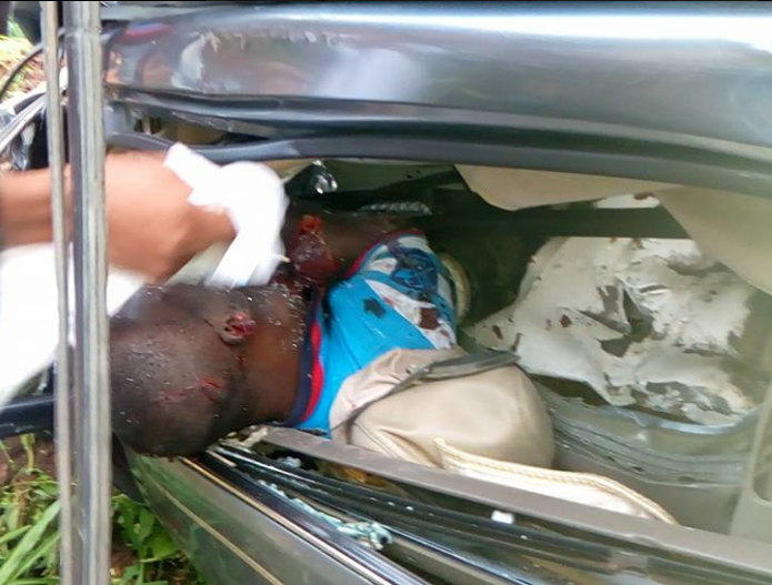 Dangote truck driver crushes young man to death along Umuahia Enugu expressway