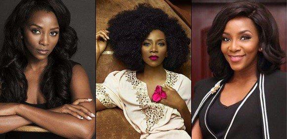 Genevieve Nnaji Signs With Prestigious Hollywood Firm