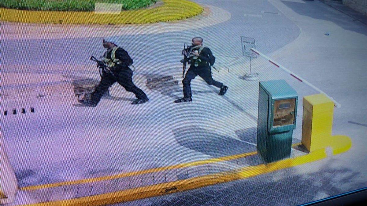 These Pictures Speak Volume - #KenyaAttack #Riverside