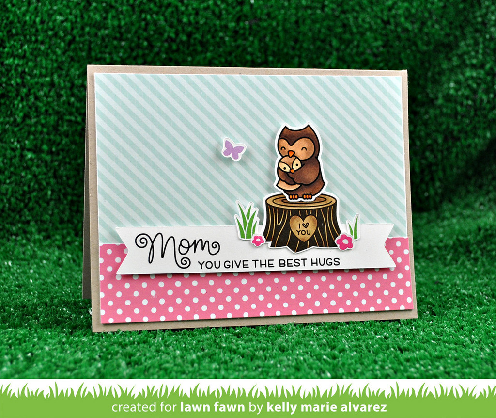 Lawn Fawn Die Everyday Sentiment Banners