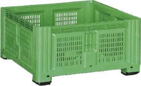 Contenitori per trasporto olive casse bins e ceste  attrezzature olearie