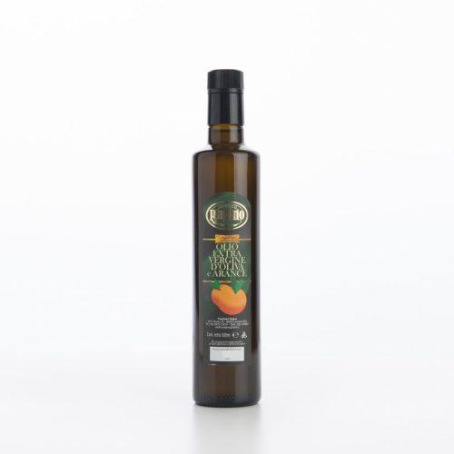 Condimento Olio Extra Vergine D'Oliva e Arance