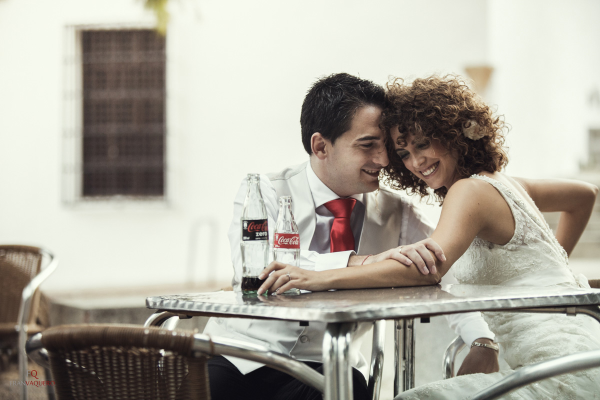Boda en Rute – Fernando y Sandra