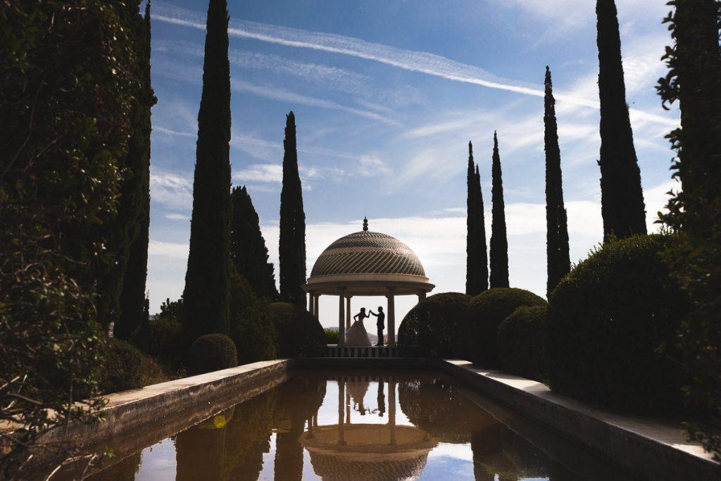 La elección de la localización: Reportaje de boda en Málaga