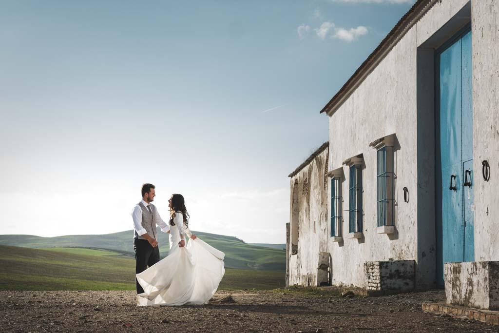 sesion de fotos de boda en cordoba