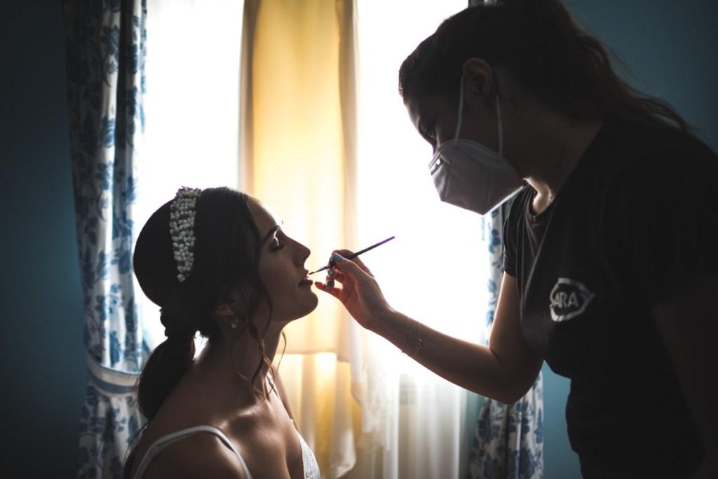 ideas para el mejor maquillaje de bodas
