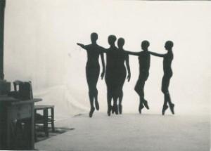 Ausschnitt aus dem Tanzfilm