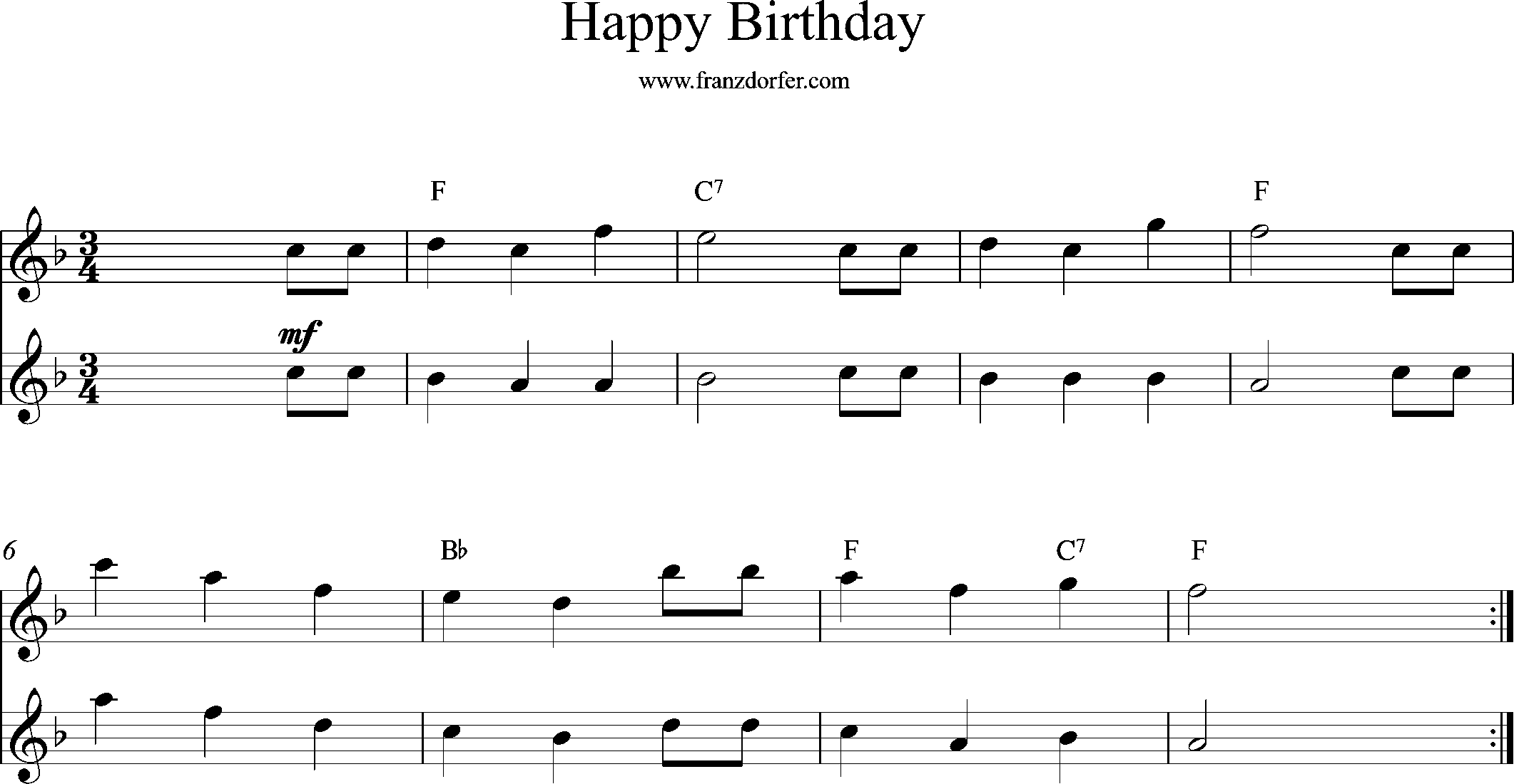 Worksheet Happy Birthday Flute Printable Worksheets And Activities For Teachers Parents Tutors And Homeschool Families