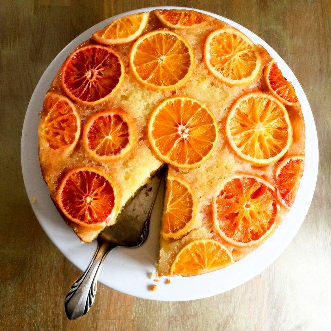 Orangenkuchen aus Frankreich  Rezept  Franzsisch kochen