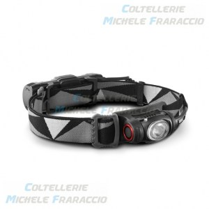 torcia frontale 300 lumens