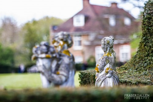 Some interesting statues