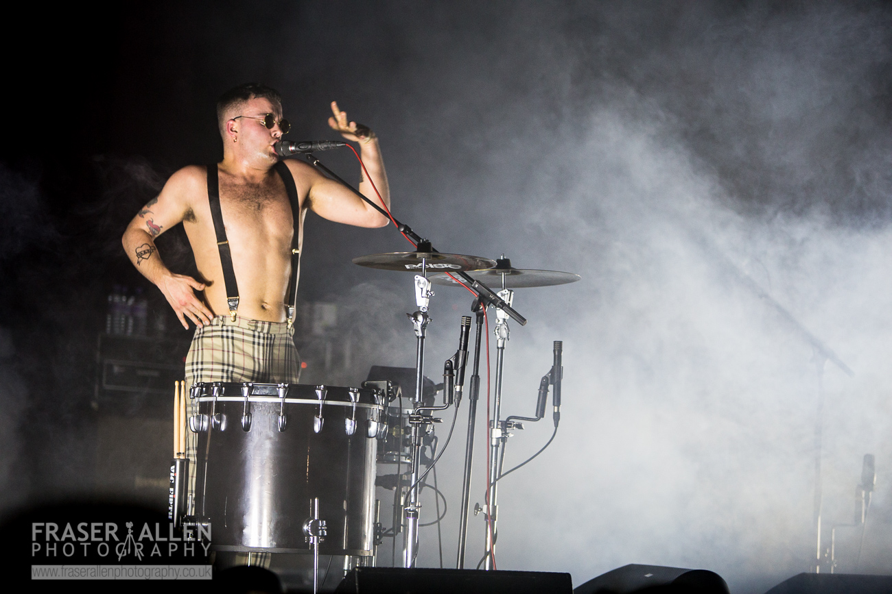 Isaac from Slaves