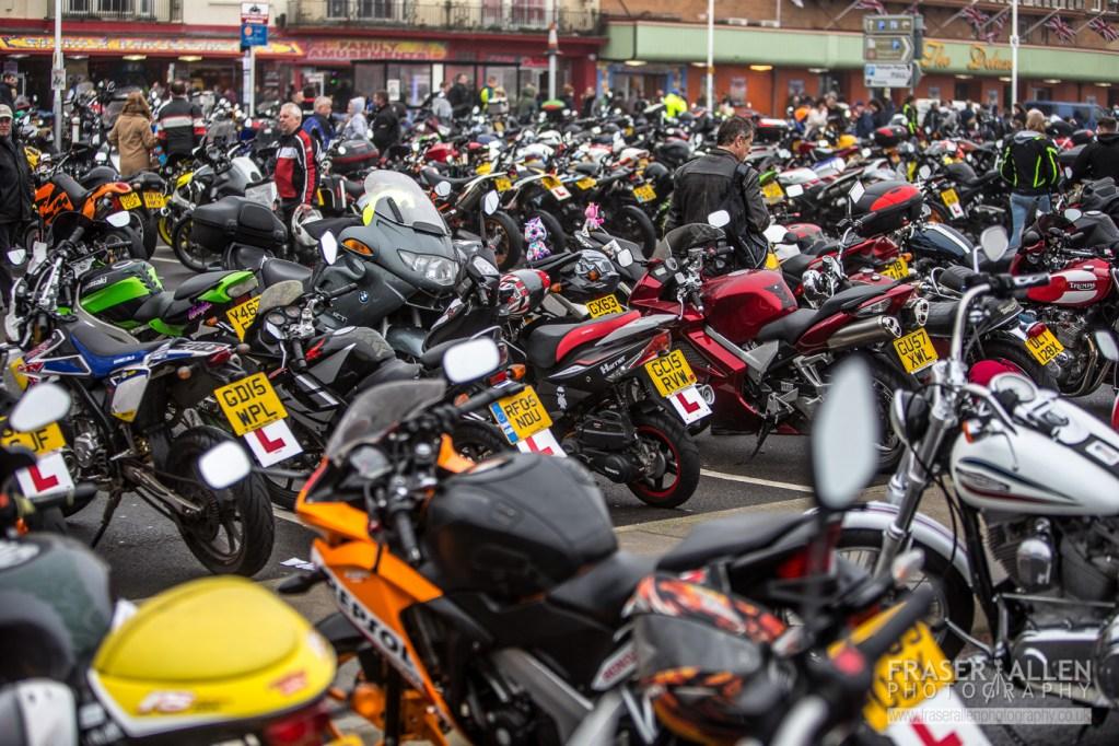 May Day bikes