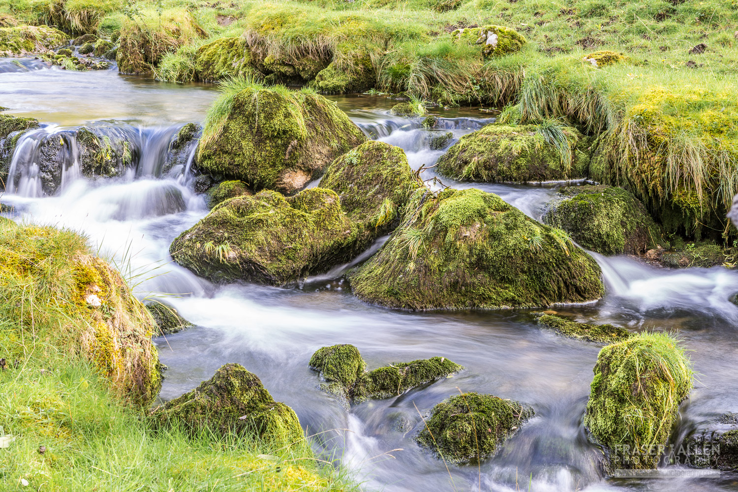 Water and rocks - Yorkshire Dales