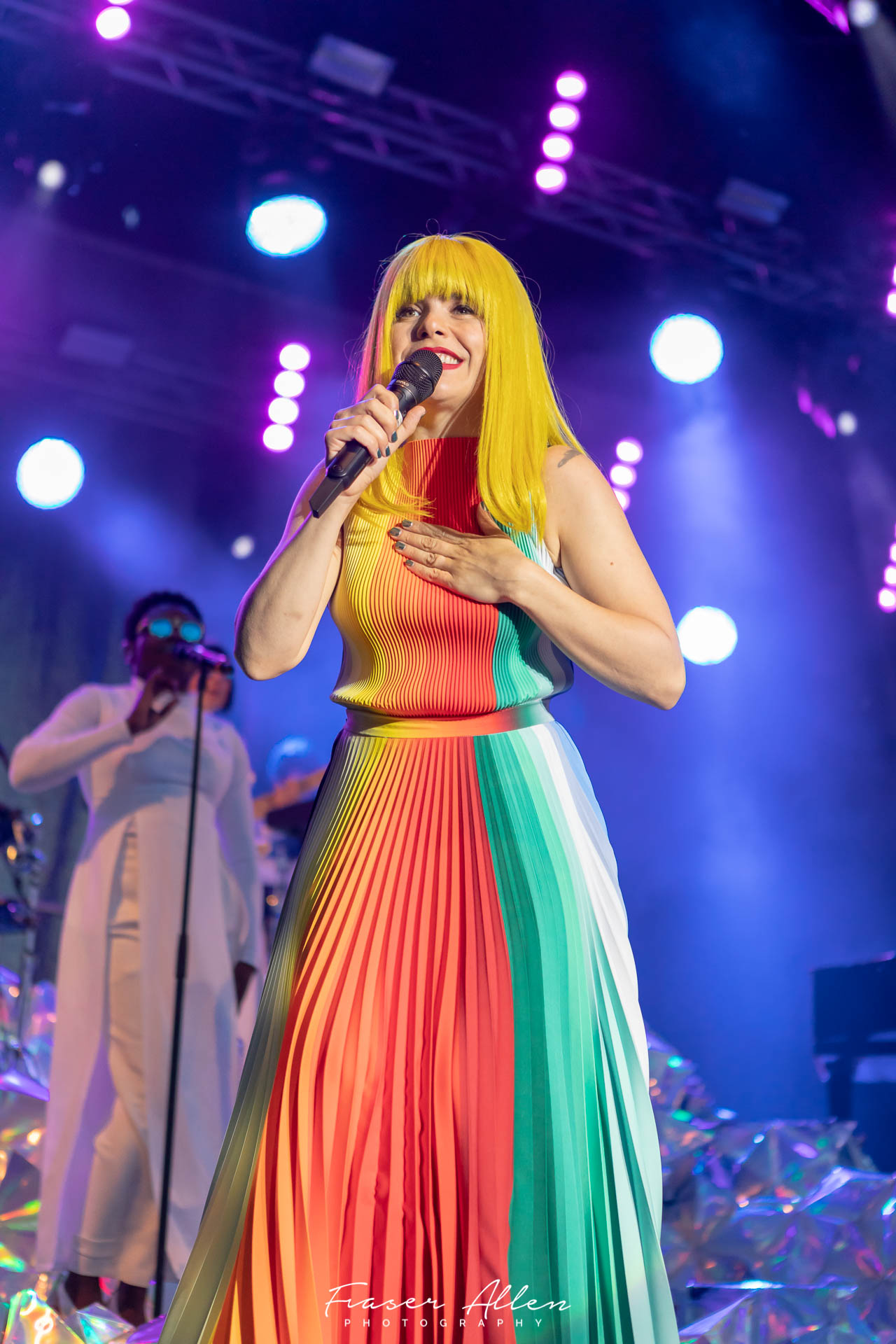 Paloma Faith at ForestLive in Bedgebury