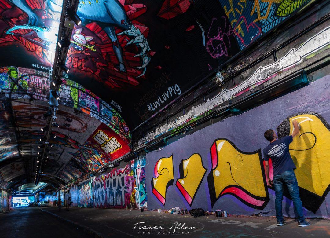 Waterloo Graffiti