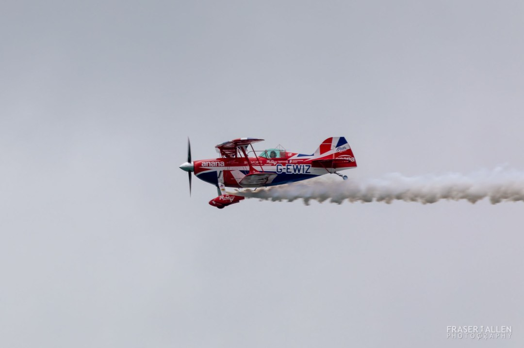 Eastbourne Airshow 2018 - Pitts Special