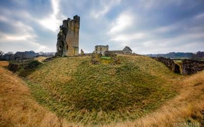Helmesley Castle