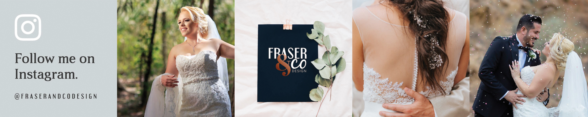 Fraser & Co Design   Logo, brand & website design for wedding businesses. Bringing your brand identity to life, forging connection with your target audience that generate's results. FREE stock photos and resources for wedding entrepreneurs. www.fraserandcodesign.co.uk #weddingbusinessdesign #websitedesign #logo #branding #brandidentity #customlogo #weddinginspiration #weddingbusiness #weddingbiz #uklogodesigner #weddingbusinessbranding