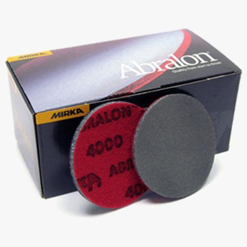 abralon discs