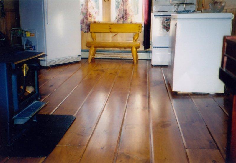 Newcombes Original Wide Plank Flooring  Gallery of