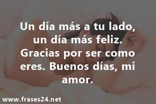 Enamorarme de ti es mi gran exito de la vida…buenos dias cariño mio!! 56 Frases De Buenos Dias Amor Los Mensajes Mas Bonitos