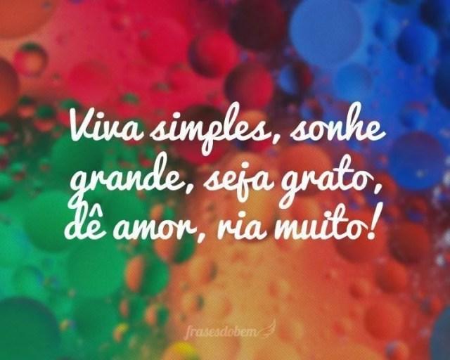 Viva simples