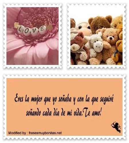 En situaciones como estas, el tener unas cuantas frases hermosas de amor puede inspirarte a. Frases Para Enamorar A Mi Esposa Poemas De Amor