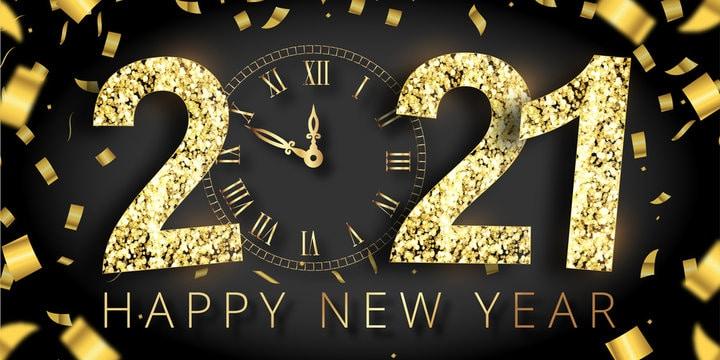 Frases de año nuevo que te harán sentir increíble en 2021