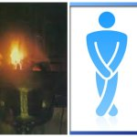 The Boi ceremony, bladder control and consequences